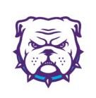 Bulldog logo - face