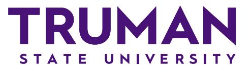 Truman State University Wordmark